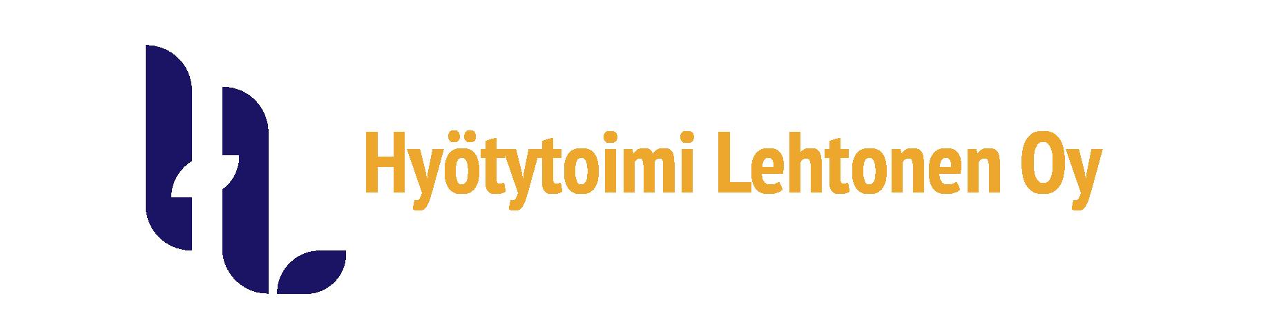 Hyötytoimi Lehtonen Oy logo